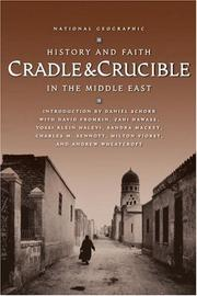 Cover of: Cradle and Crucible  | Daniel Schorr