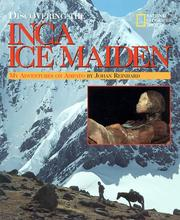 Cover of: Discovering the Inca Ice Maiden