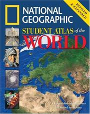 Cover of: National Geographic Student Atlas of the World | National Geographic