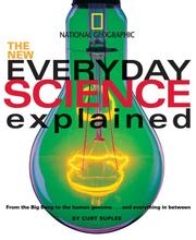 Cover of: New Everyday Science Explained