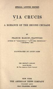 Via Crucis by Francis Marion Crawford