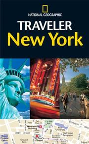 Cover of: The National geographic traveler
