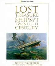 Cover of: Lost Treasure Ships of the Twentieth Century | Nigel Pickford