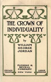 Cover of: The crown of individuality