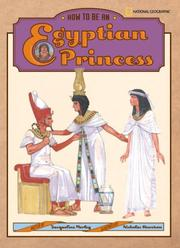 Cover of: How to be an  Egyptian princess