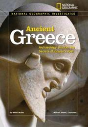 Cover of: National Geographic Investigates: Ancient Greece