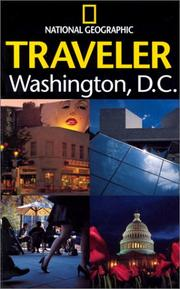 Cover of: The Washington D.C. | National Geographic Society
