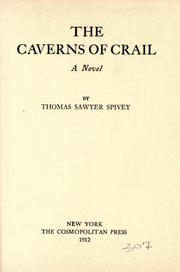 Cover of: The caverns of Crail
