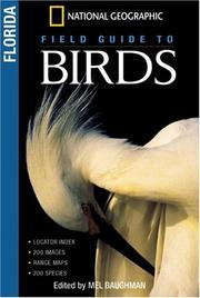 Cover of: National Geographic field guide to birds. Florida |