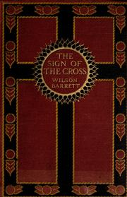 Cover of: The sign of the cross