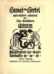 Cover of: Hänsel und Gretel