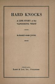 Cover of: Hard knocks
