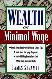 Cover of: Wealth on minimal wage