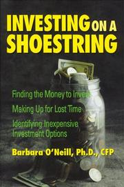 Cover of: Investing on a Shoestring