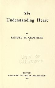 Cover of: The understanding heart
