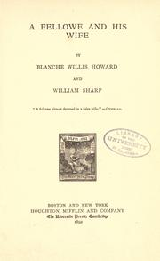 Cover of: A fellowe and his wife