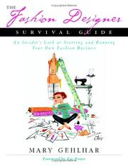 Cover of: The Fashion Designer Survival Guide | Mary Gehlhar