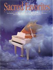 Cover of: Sacred Favorites | Bill Boyd
