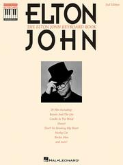 Cover of: The Elton John Keyboard Book