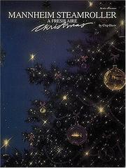 Cover of: Mannheim Steamroller - A Fresh Aire Christmas | Mannheim Steamroller