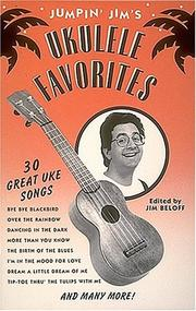 Cover of: Jumpin' Jim's Ukulele Favorites