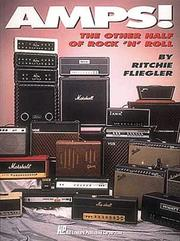 Cover of: Amps! | Ritchie Fliegler