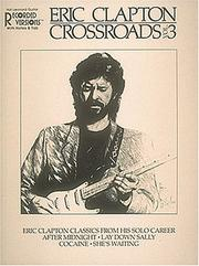 Cover of: Eric Clapton - Crossroads Vol. 3*