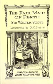The fair maid of Perth by Sir Walter Scott