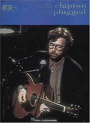 Cover of: Eric Clapton - From the Album Eric Clapton Unplugged (Catalog No. 702086)