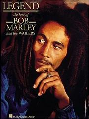 Cover of: LEGEND THE BEST OF BOB       MARLEYAND THE WAILERS        PERSONALITY  FOLIO
