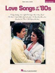 Cover of: Love Songs of the