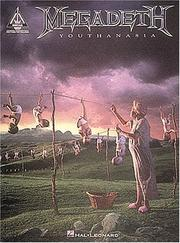 Cover of: Megadeth - Youthanasia*