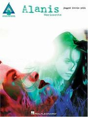 Cover of: Alanis Morissette/Jagged Little Pill (Guitar Tab)