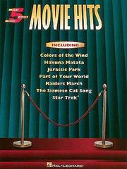 Cover of: Movie Hits 5 Finger Piano | Hal Leonard Corp.