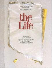 Cover of: Michael Card - The Life: A Complete Anthology of Songs