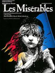 Cover of: Selections from Les Miserables