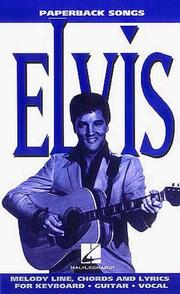 Cover of: Elvis