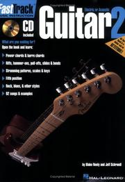 Cover of: FastTrack Guitar Method - Book 2 (Fasttrack Series) | Blake Neely