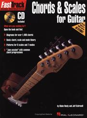 Cover of: FastTrack Guitar Method - Chords and Scales | Hal Leonard Corp.