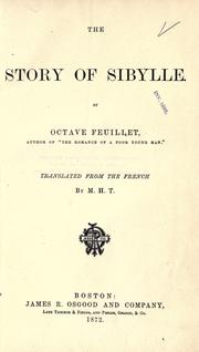 Cover of: The story of Sibylle