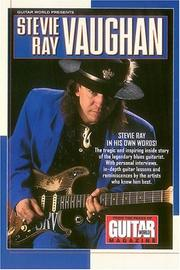 Cover of: Guitar World Presents Stevie Ray Vaughan (Guitar World Presents) | Stevie Ray Vaughan