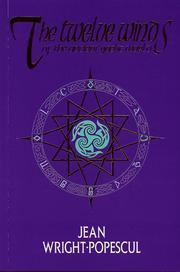 Cover of: The Twelve Winds of the Ancient Gaelic World | Jean Wright-Popescul