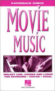 Cover of: Movie Music | Hal Leonard Corp.