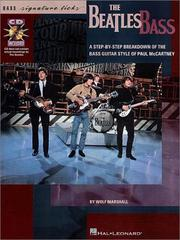 Cover of: The Beatles Bass | Beatles.
