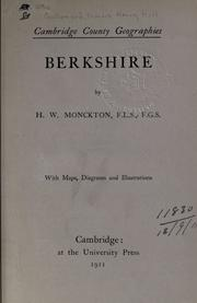 Cover of: Berkshire