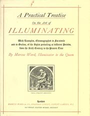 A practical treatise on the art of illuminating