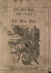 Cover of: The story of the blue bird