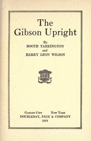Cover of: The Gibson Upright