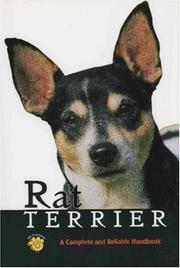 Cover of: Rat terrier