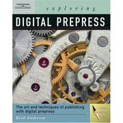 Cover of: Exploring digital prepress